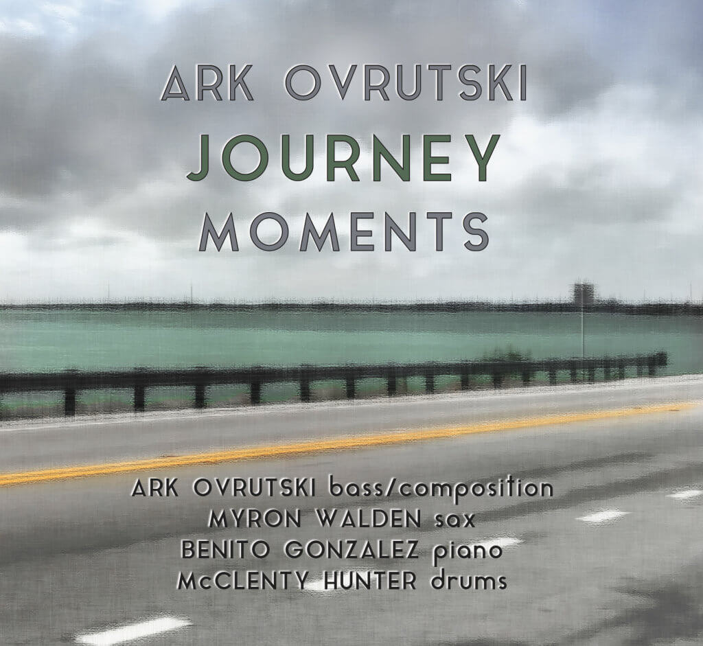 ARK JOURNEY  MOMENTS 2018 COVER